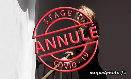 Stage Photo Au Flash Annulé