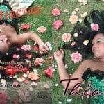 Jaquette pour un CD de Thiaé