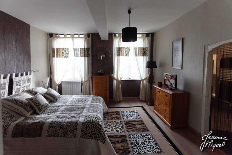 chambre d 39 h te ch teau du vergnet albi castres tarn. Black Bedroom Furniture Sets. Home Design Ideas