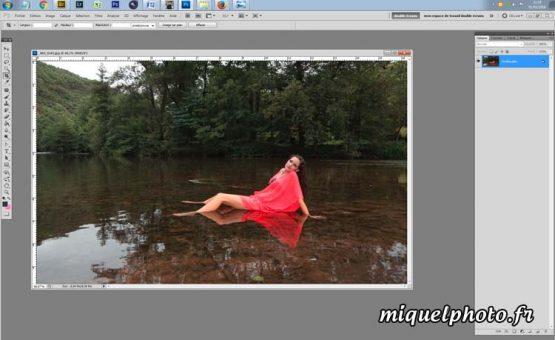 Apprendre les calques dans photoshop